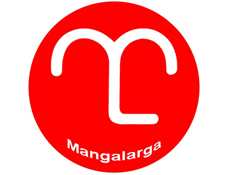 Adesivo ML Mangalarga Vermelho 12x12cm  - Boutique Mangalarga