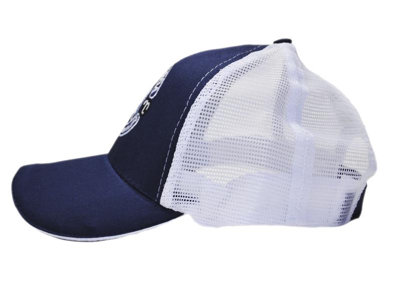 Boné Mangalarga Azul e Branco ´Redinha´  - Boutique Mangalarga