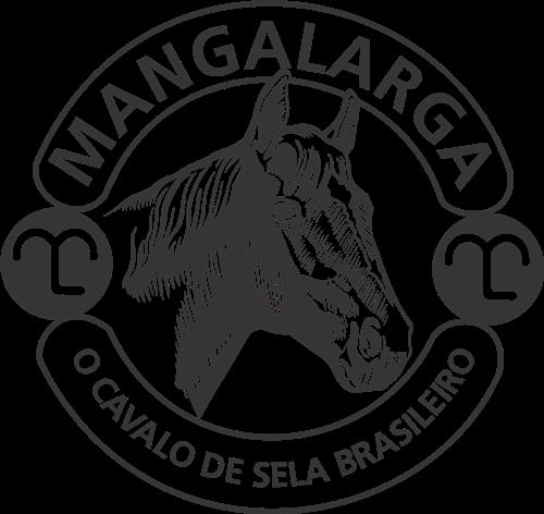 Adesivo Mangalarga 3x3cm  - Boutique Mangalarga