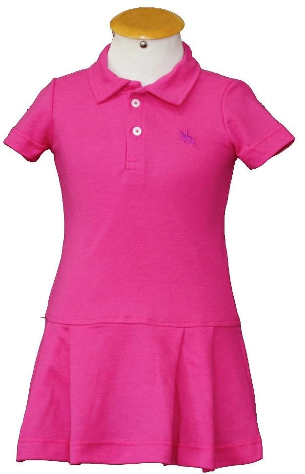 """Vestido Infantil Pink """"4""""  - Boutique Mangalarga"""