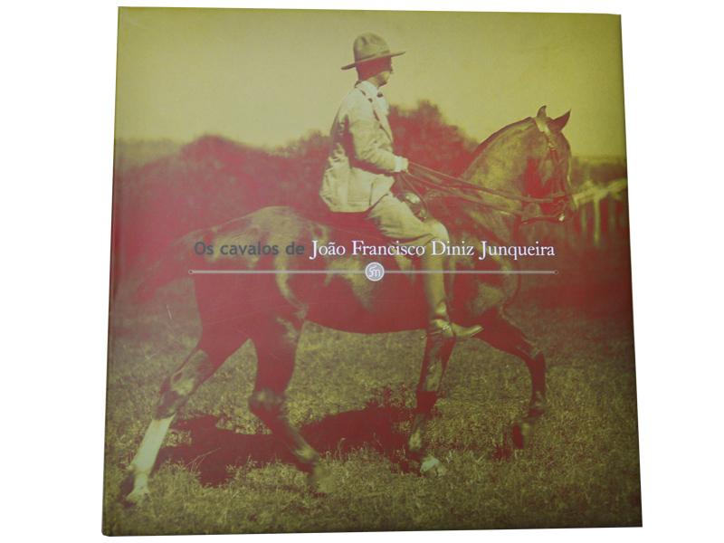 Os Cavalos de João Francisco Diniz Junqueira  - Boutique Mangalarga