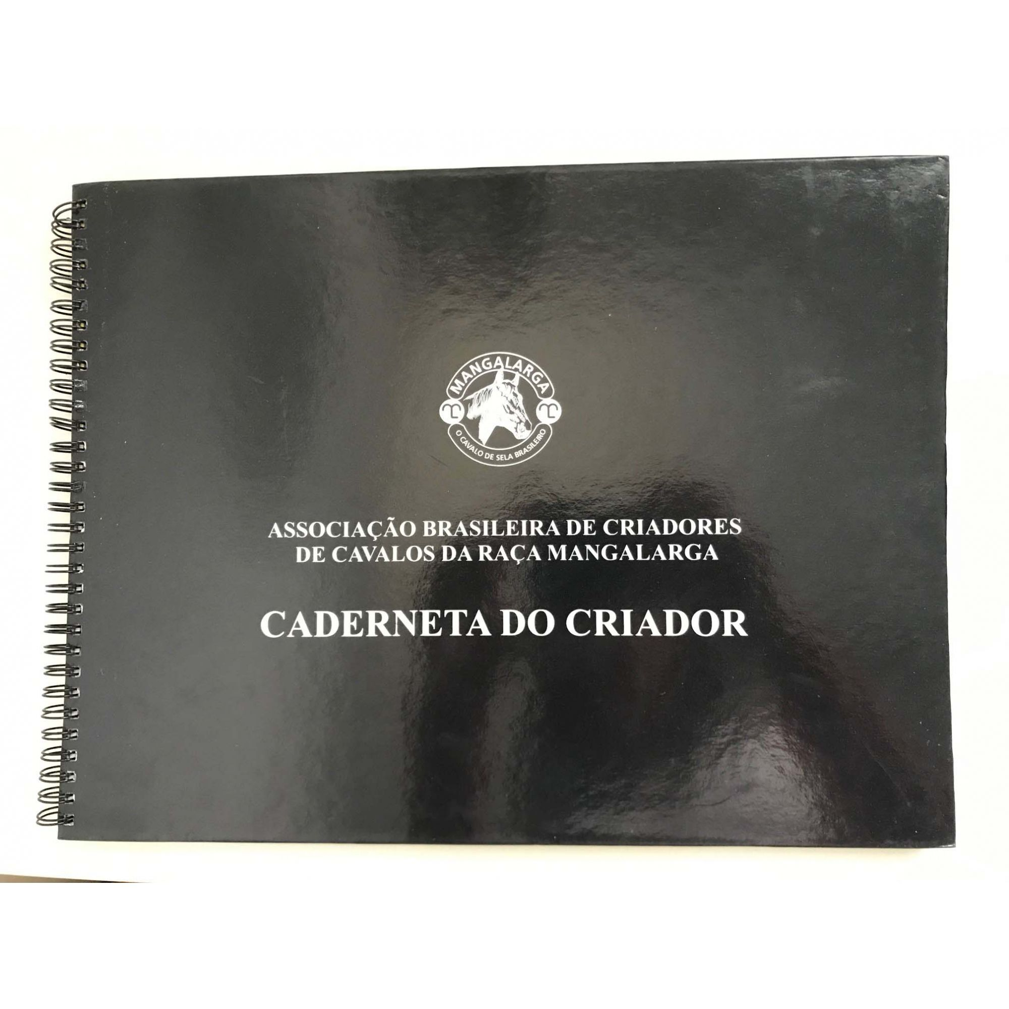 Caderneta do Criador ABCCRM  - Boutique Mangalarga