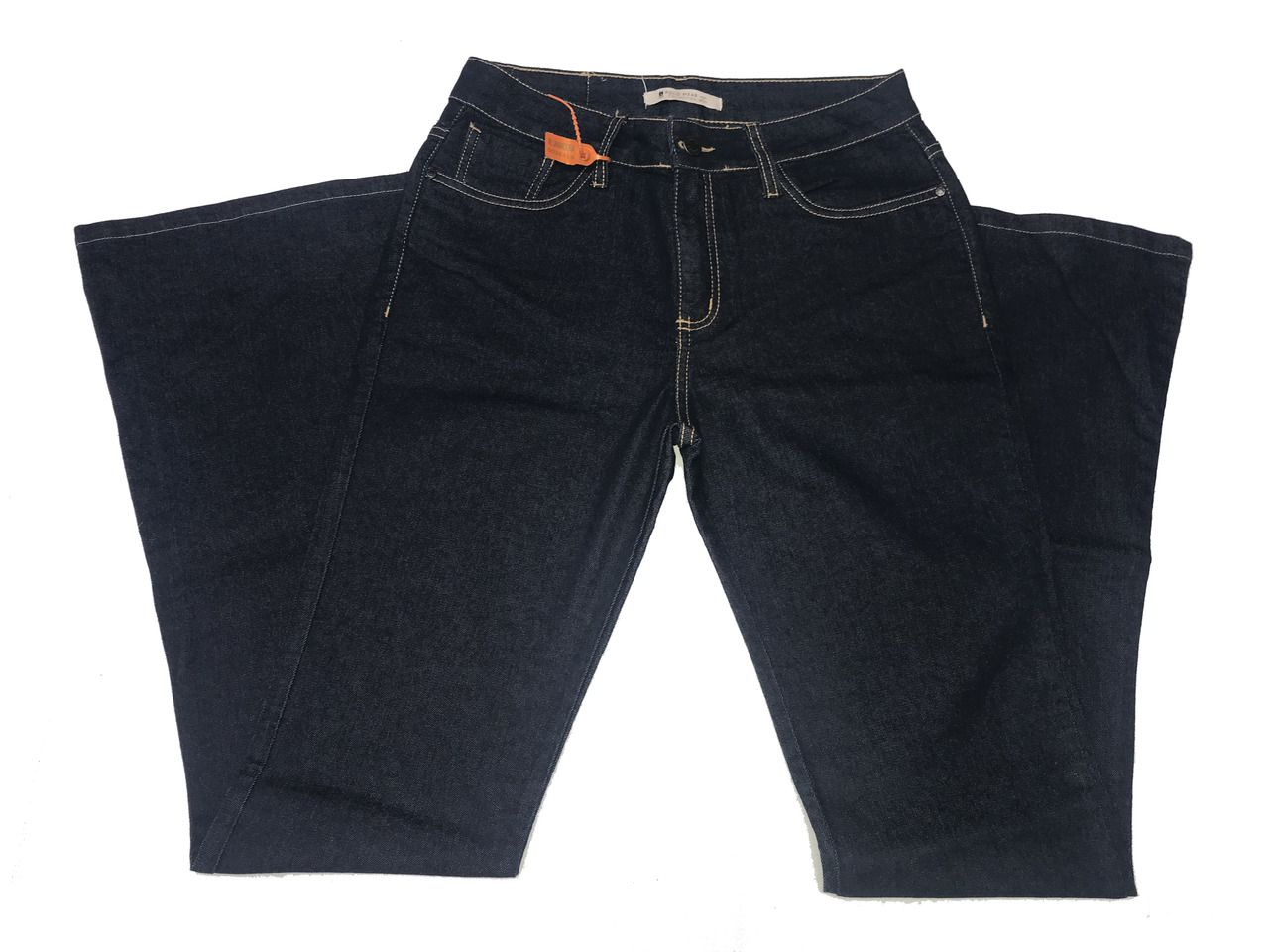 Calça Jeans Flare Feminina  - Boutique Mangalarga