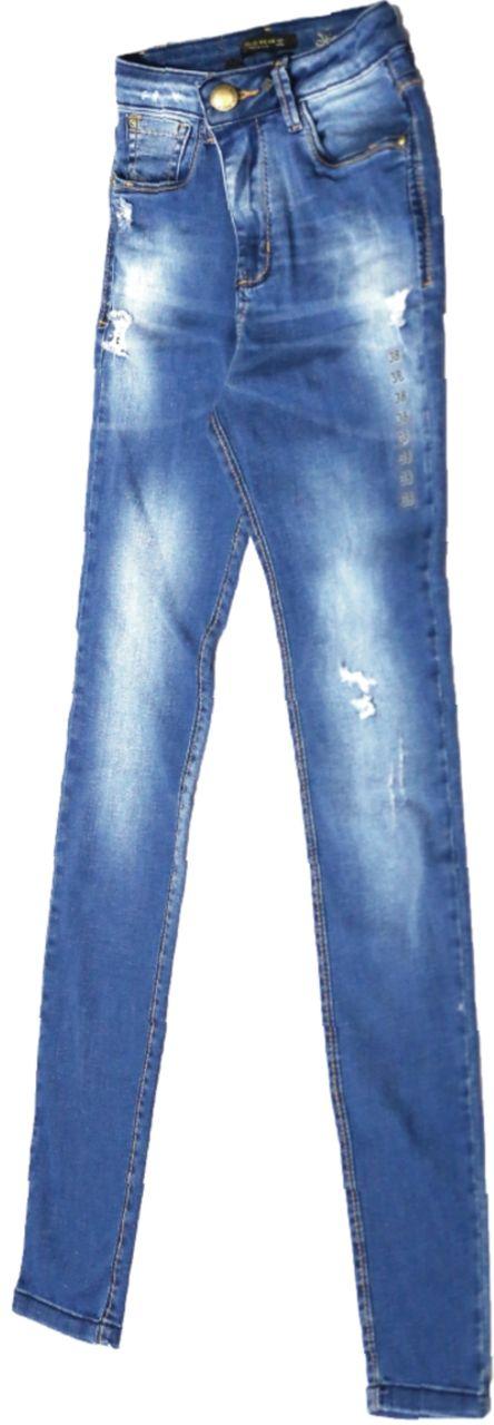 Calça Jeans Strech Feminina   - Boutique Mangalarga