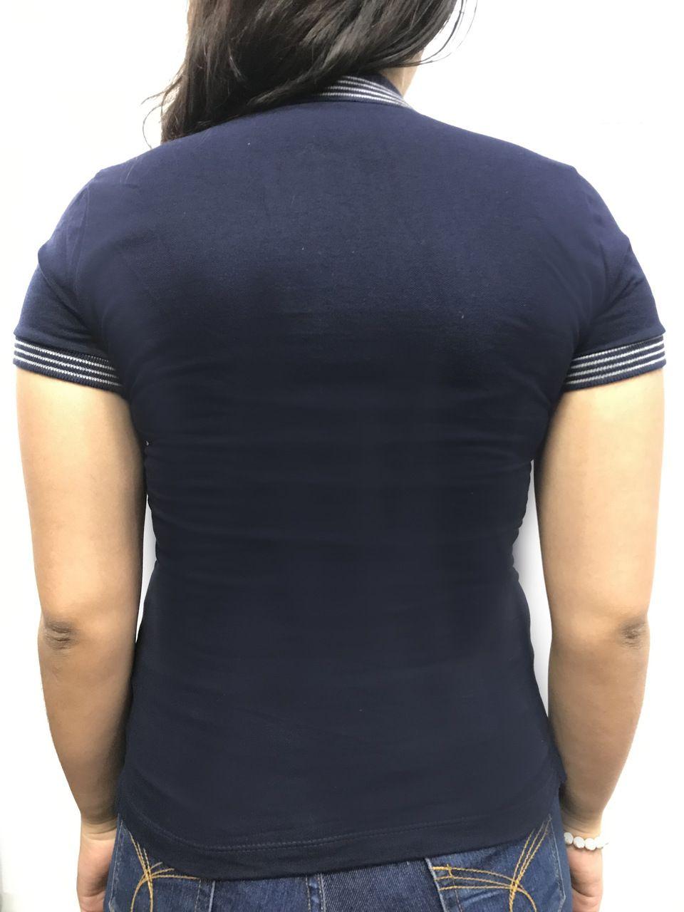Camisa Polo Confort Feminina  - Boutique Mangalarga