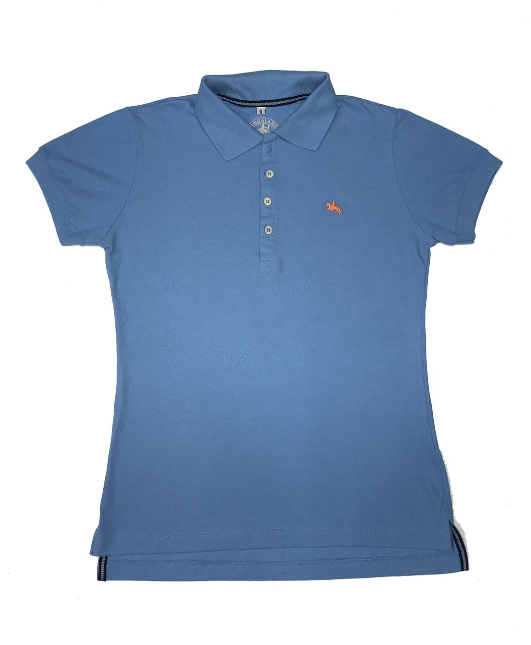 Camisa Polo Feminina   - Boutique Mangalarga