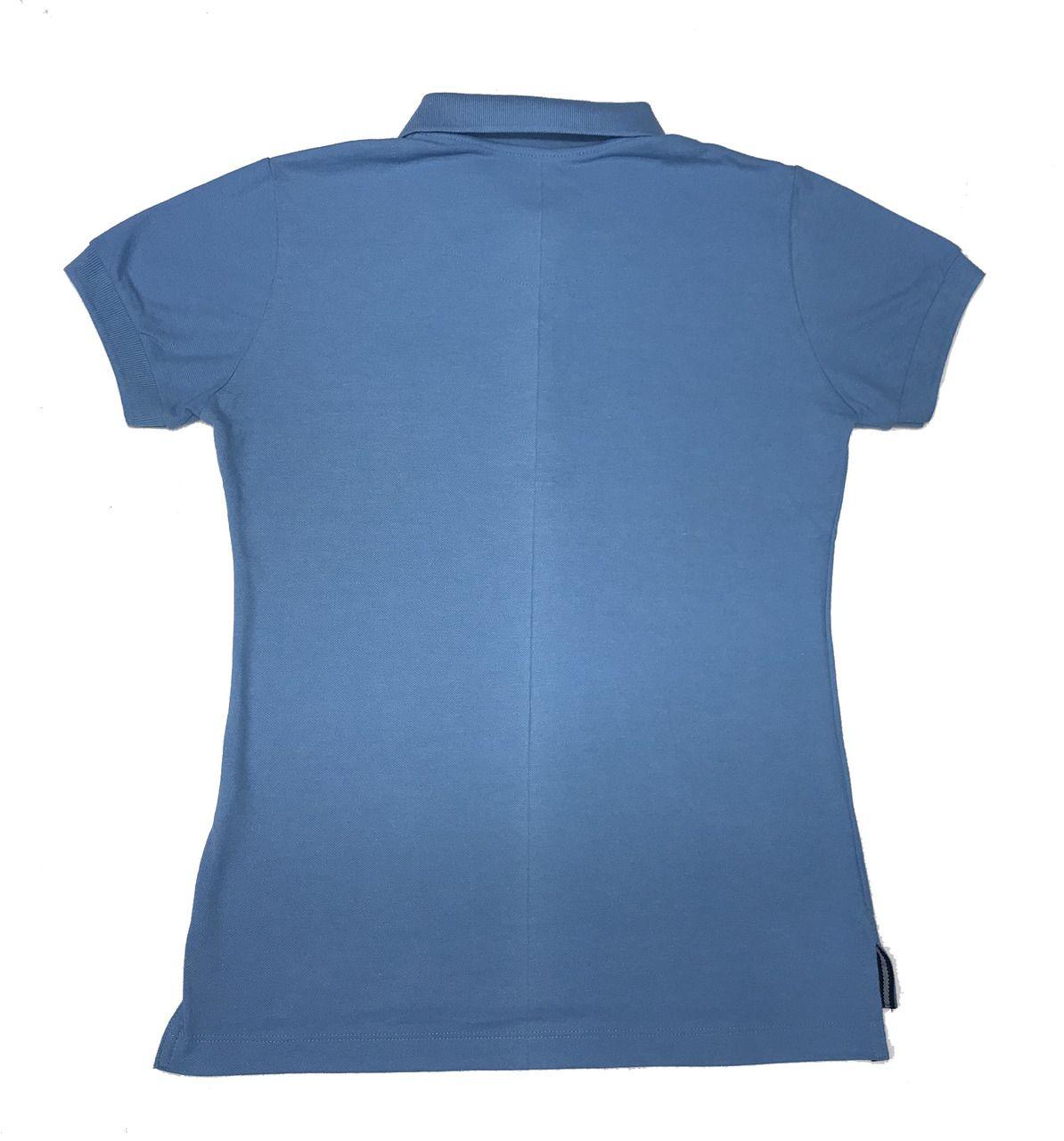 Camisa Polo Feminina   - Boutique Mangalarga