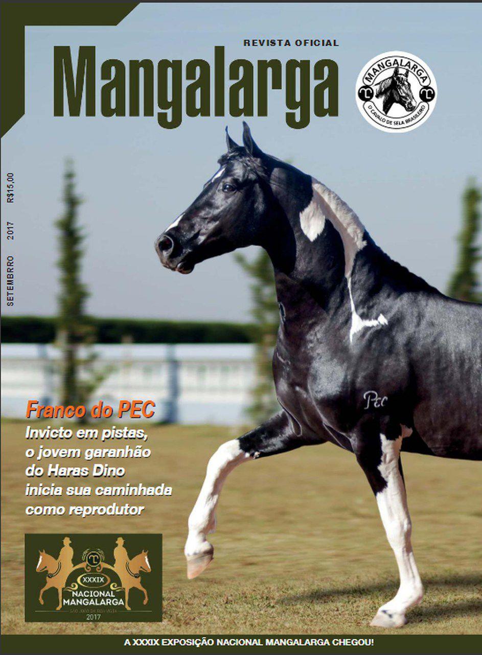 Revista Mangalarga Setembro 2017  - Boutique Mangalarga