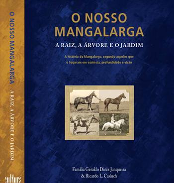 Livro O Nosso Mangalarga  - Boutique Mangalarga