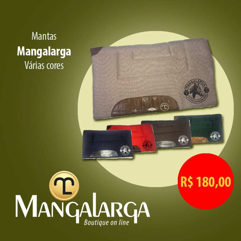 Manta Mangalarga  - Boutique Mangalarga