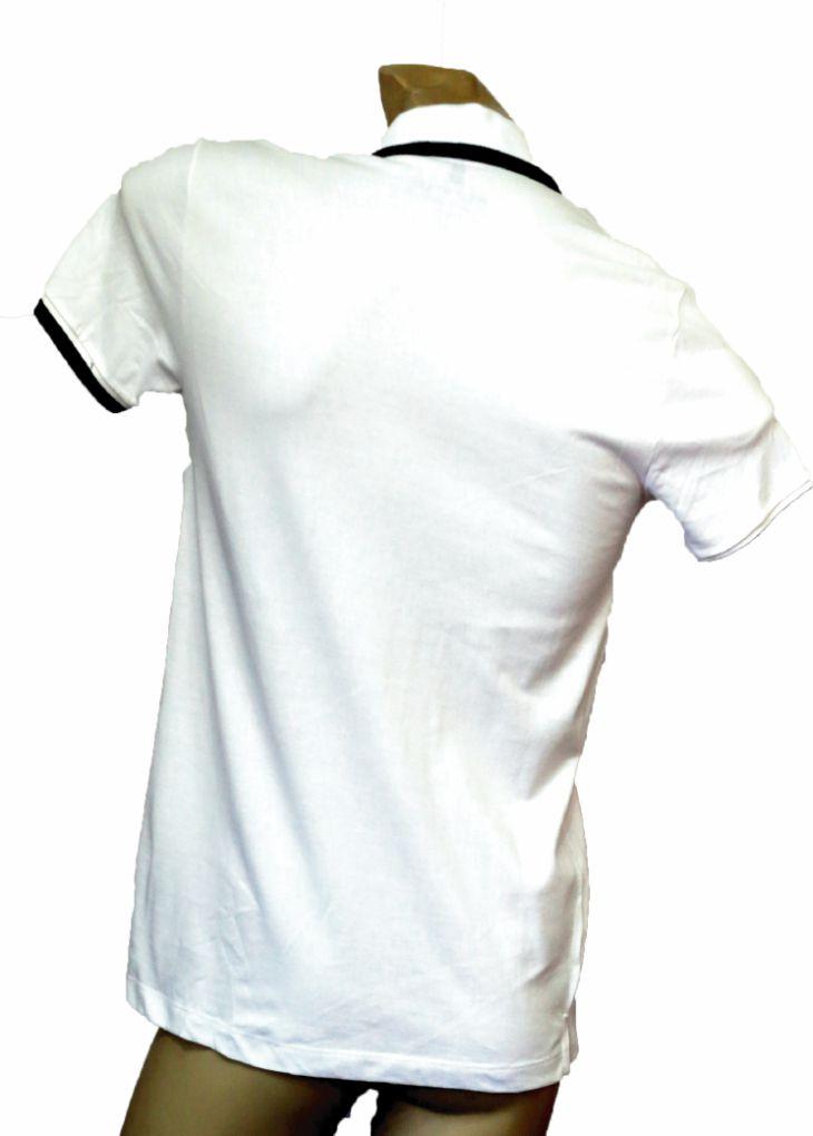Pólo Masculina confort detalhe gola   - Boutique Mangalarga