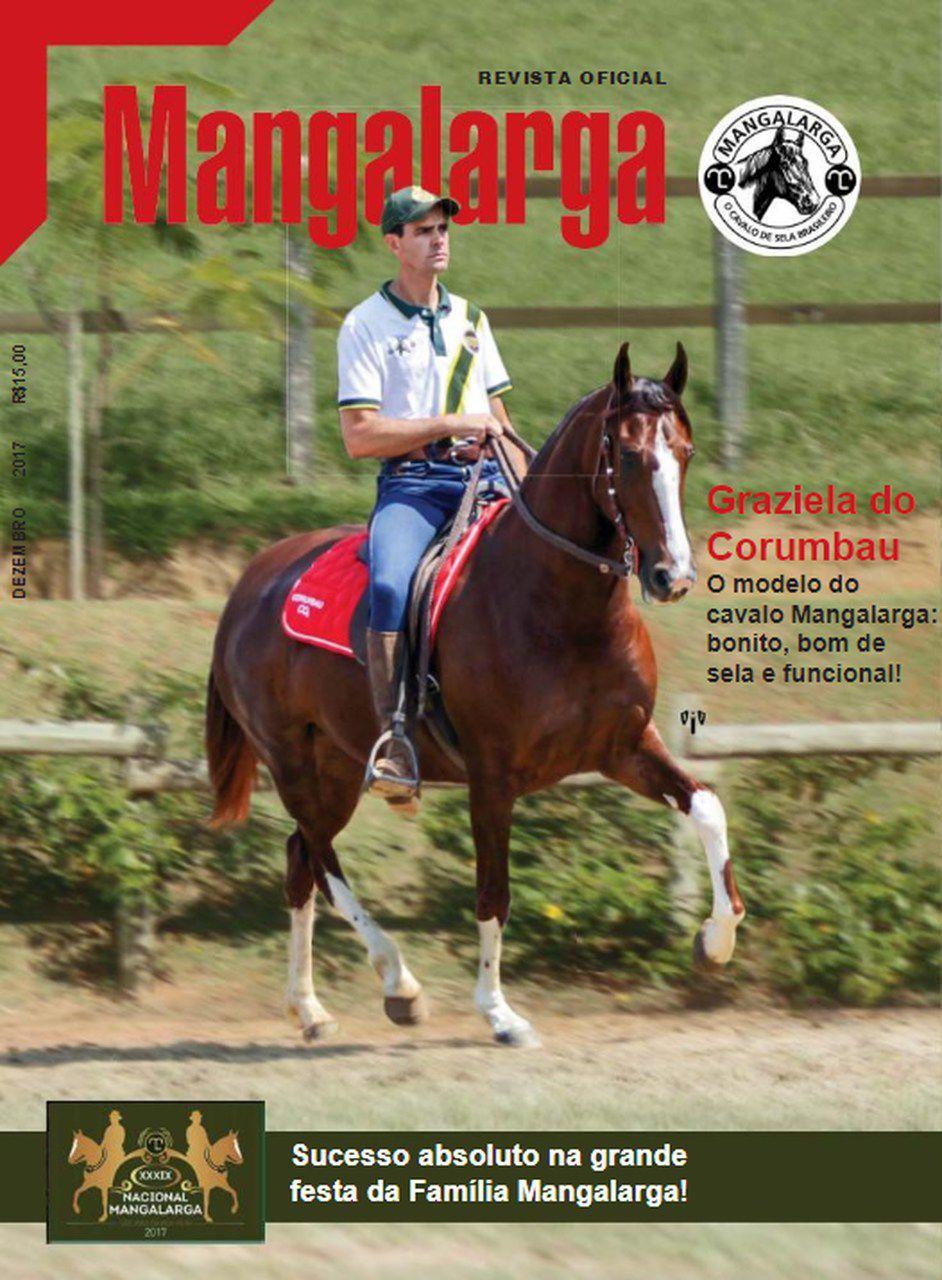 Revista Mangalarga Dezembro 2017  - Boutique Mangalarga