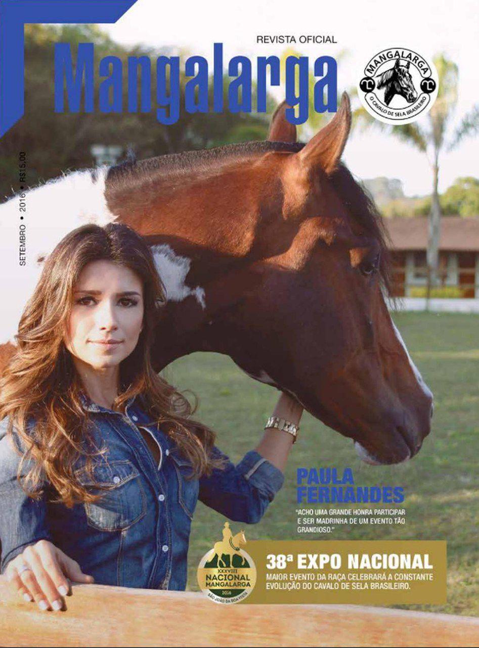 Revista Mangalarga Setembro 2016  - Boutique Mangalarga