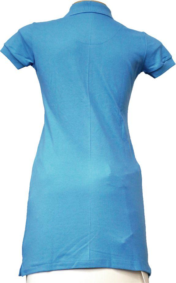 Vestido Polo Azul  - Boutique Mangalarga