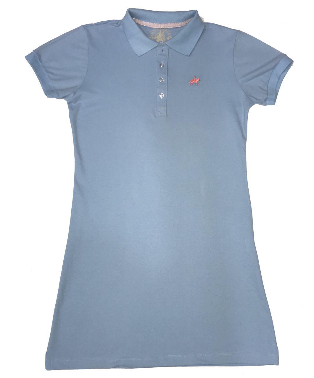 Vestido Polo Feminino  - Boutique Mangalarga