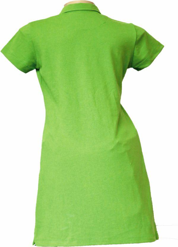 Vestido Polo Verde  - Boutique Mangalarga