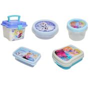 Kit de Potes - Disney Frozen - 5 unidades
