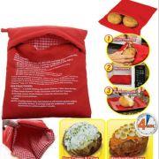 Saco de cozimento de Batata - Microondas