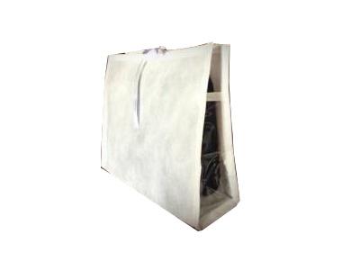 Capa Para Bolsas com Visor Lateral- Modelo 1  - Eu Organizo