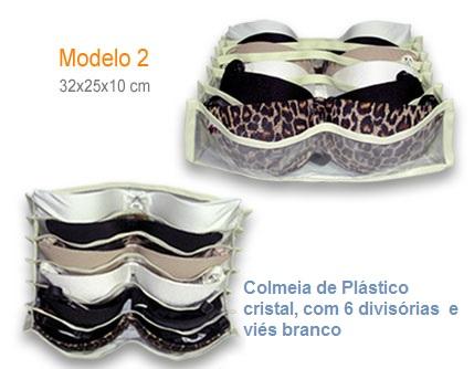 Colméia Organizadora de Plástico - Modelo 2  - Eu Organizo