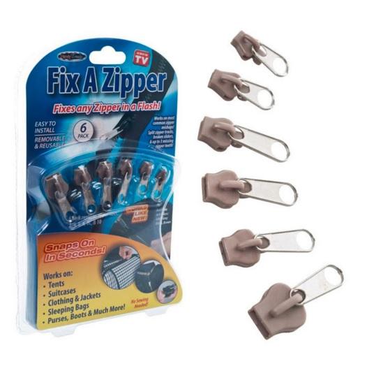 Fix A Zipper  - Eu Organizo