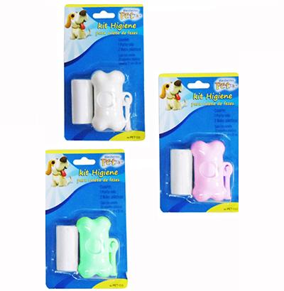 Kit Higiene - Pet - Coleta de Fezes  - Eu Organizo