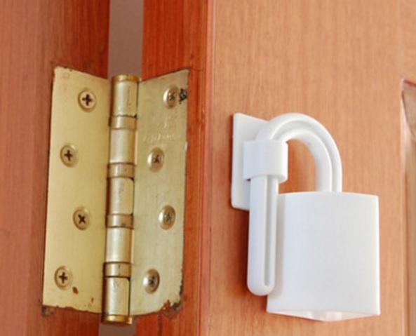 Protetor para portas - Kit com 2 unidades  - Eu Organizo