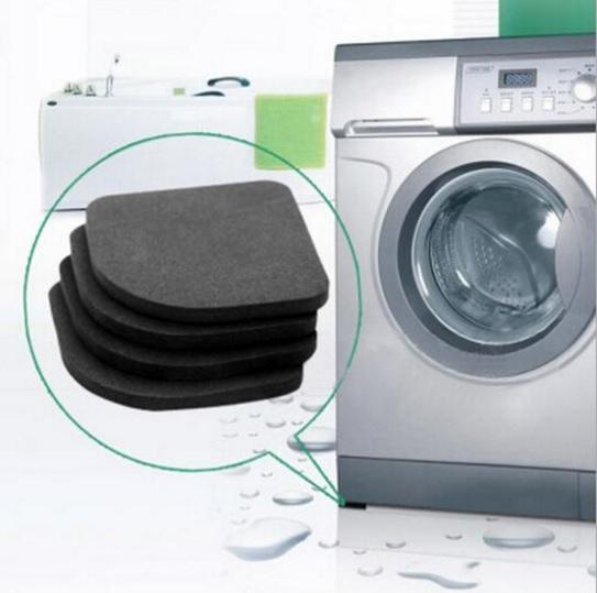 Suporte Anti-Vibração para Máquina de Lavar  - Eu Organizo