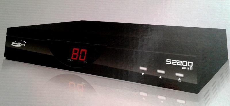 Receptor Brasil Sat Orbisat S2200 plus III
