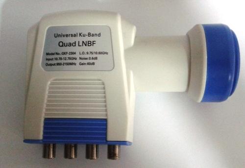 Lnbf 4 Saídas Banda Ku Universal