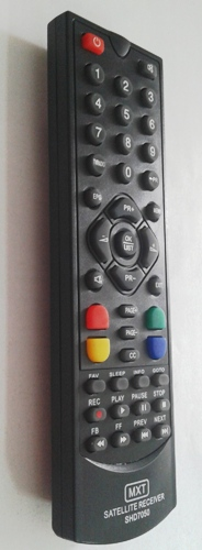 Controle Remoto Mxt C01210 SHD7050 Mídia Box