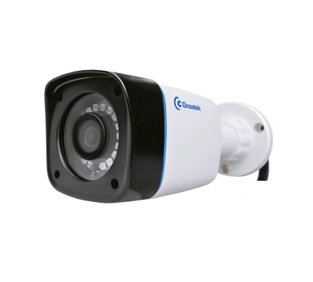 Camera Greatek 4x1 Externa 1080p 2.0mp 3.6mm Ip66 BEPS23620M