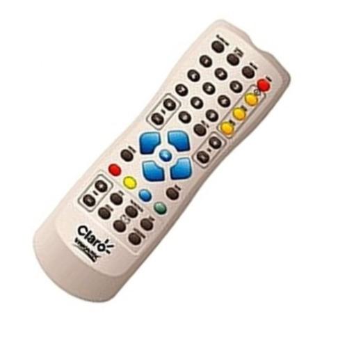 Controle Remoto Claro Tv Visiontec Original
