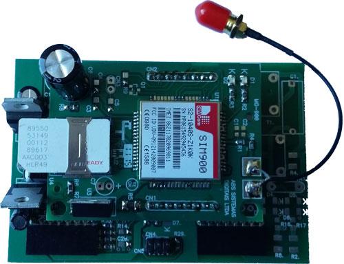 Modulo GSM/GPRS para Conecta  8  - ABSSISTEMAS