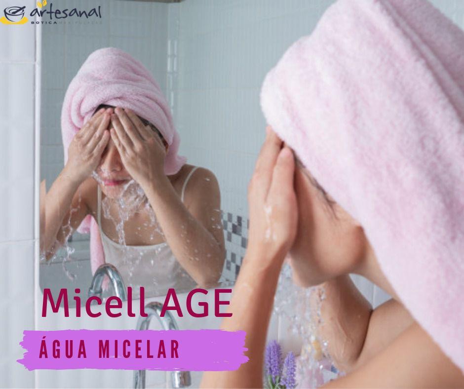 Água Micelar - 100ml