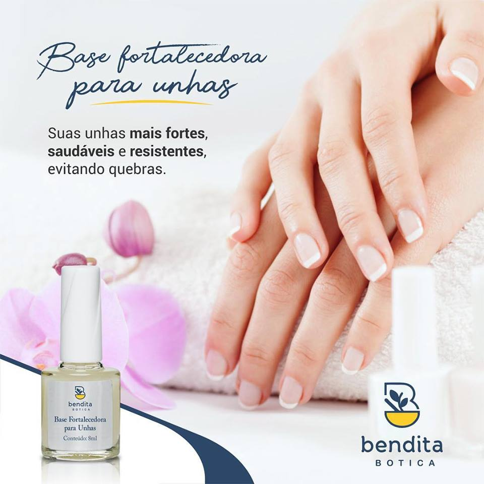 Base Fortalecedora - 10ml