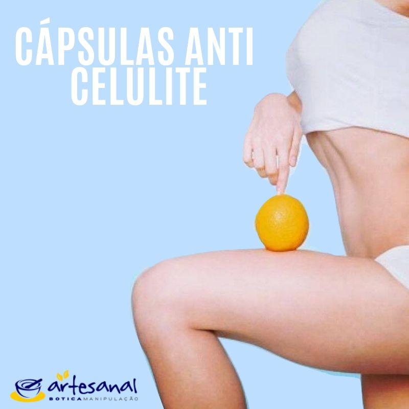 Composto Anti Celulite - 60 Cápsulas