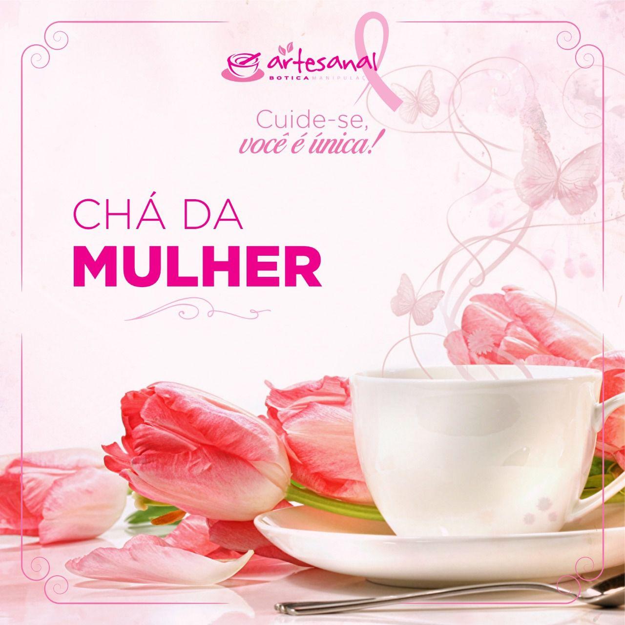 CHÁ DA MULHER - 30 SACHÊS