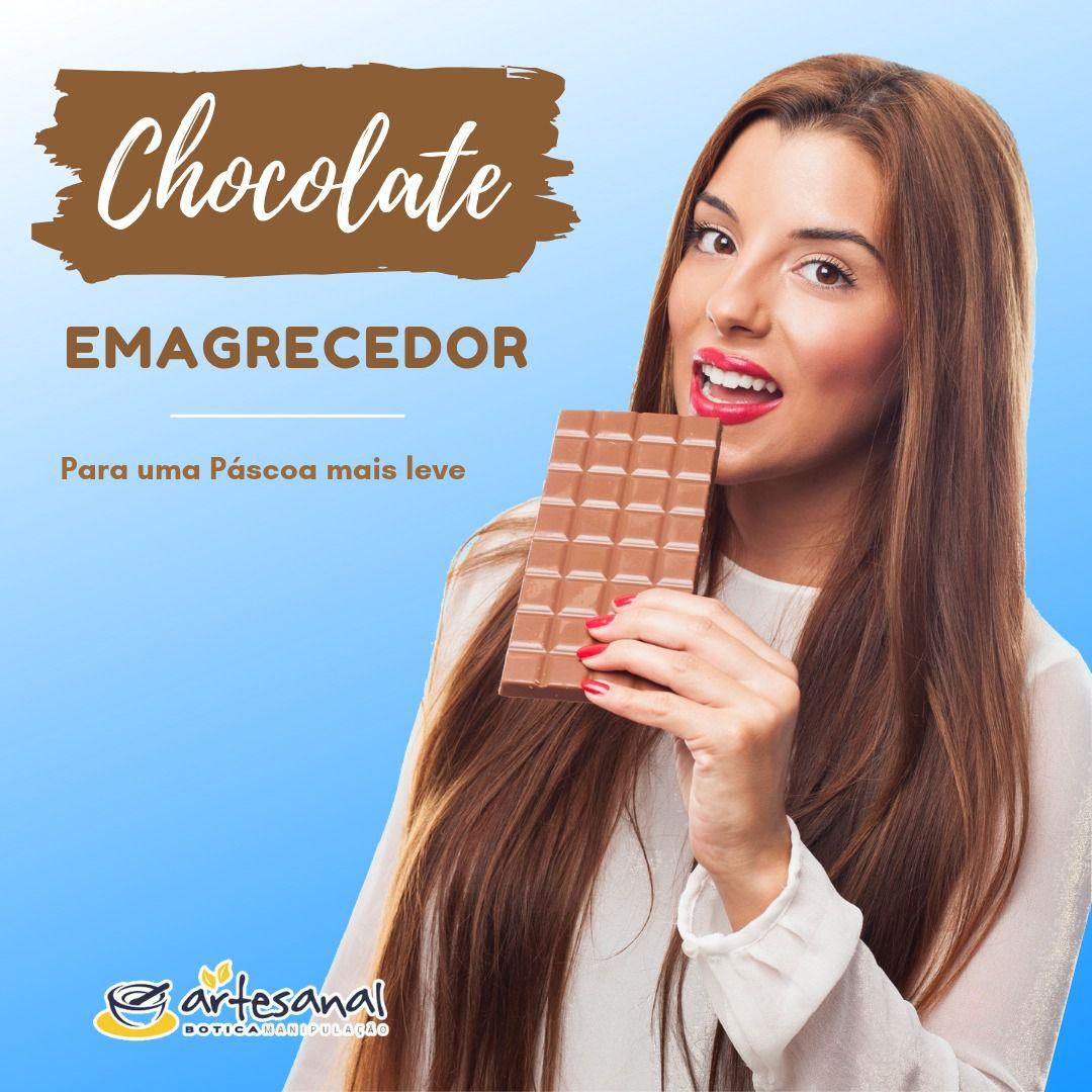 Chocolate Emagrecedor com Picolinato de Cromo 200mcg