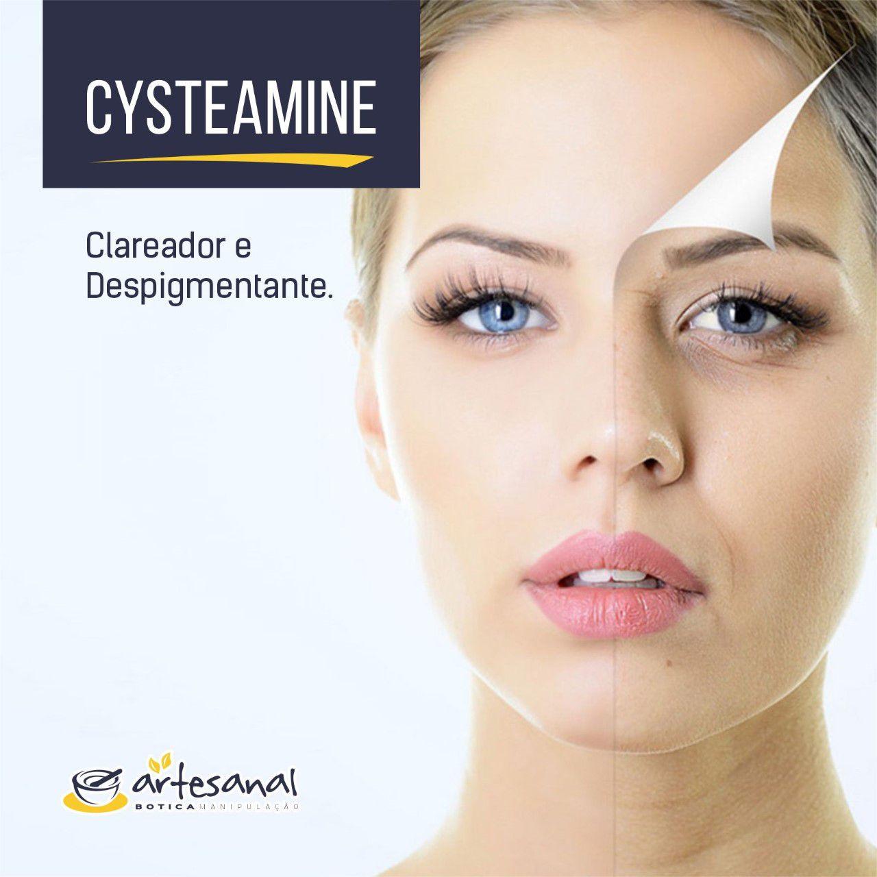 Cisteamina 5% - Creme 20g