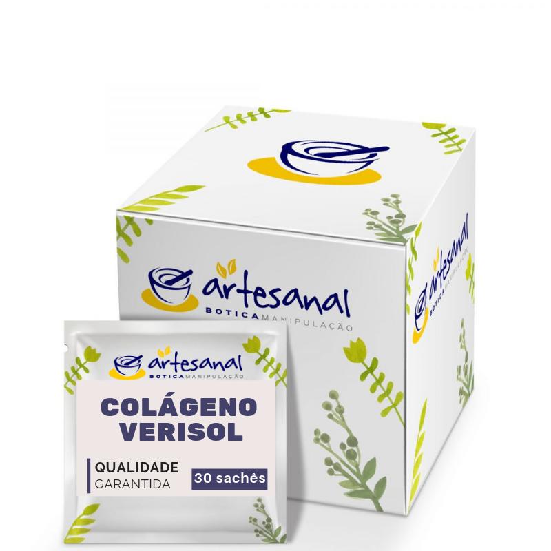 Colágeno VERISOL com Bio Peptídeos - 30 Sachês