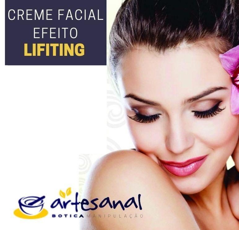 Creme Facial Efeito Lifting - 30g