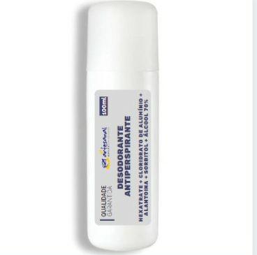 Desodorante Antiperspirante com Hexatrate 10% - 100ml