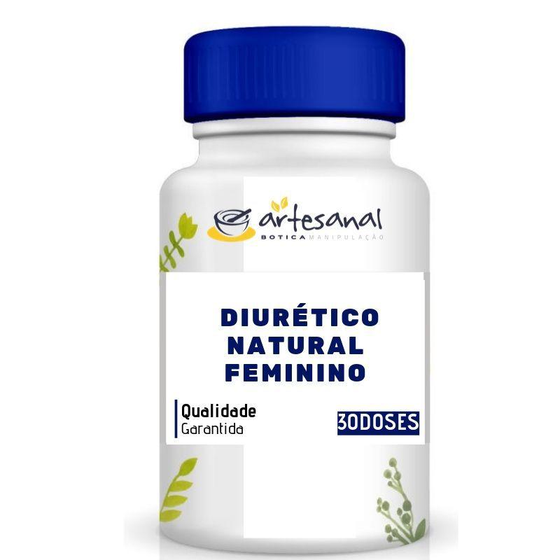 Diurético Natural Feminino - 30Doses