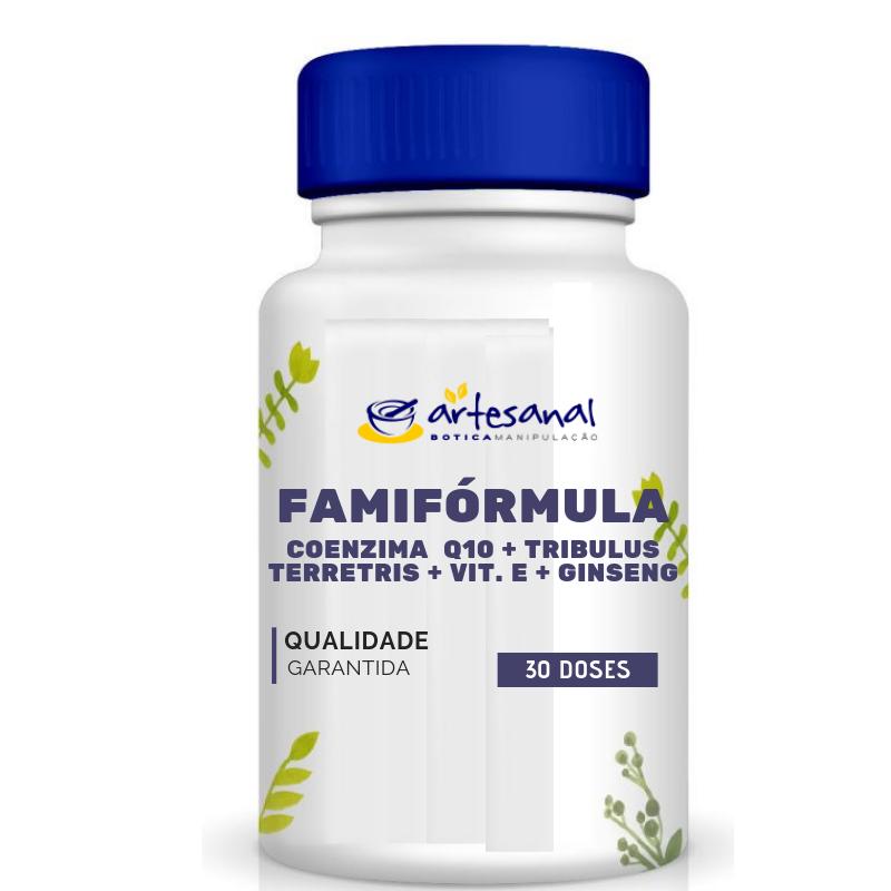 FamiFórmula Ele - Fórmula para Fertilidade 30 Doses