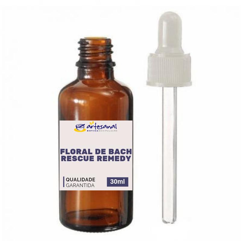 Floral de Bach Rescue Remedy SOS - 30ml