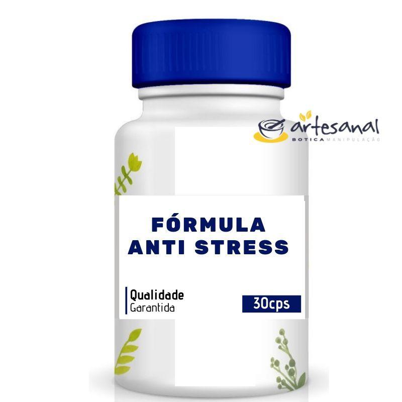 Fórmula Anti Stress - 30 Cápsulas
