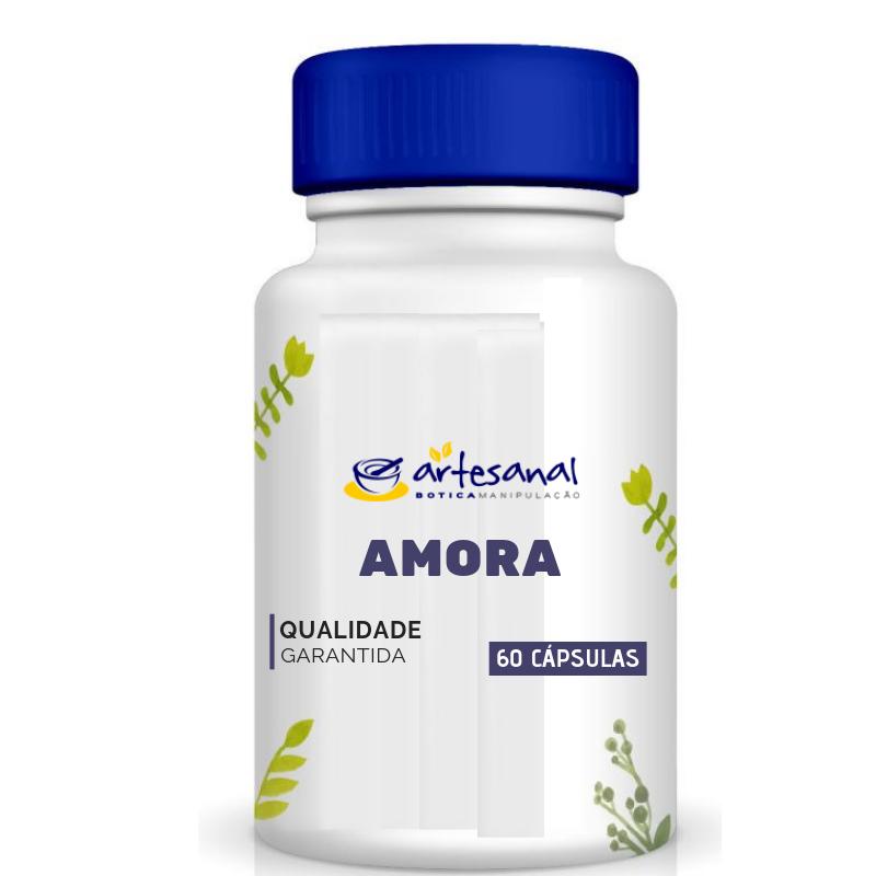 Amora 60 cápsulas - Combate a Menopausa