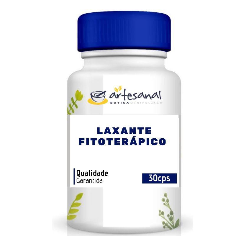 Laxante Fitoterápico - 30 Cápsulas