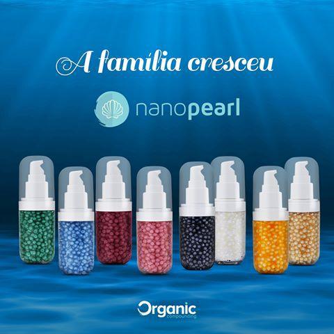 Nano Pearl  - Pérolas da Beleza